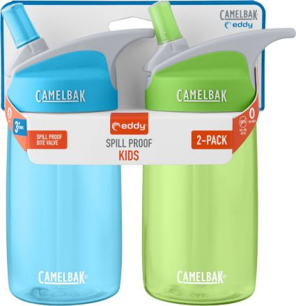 CamelBak Eddy Kids  400ml 2-pack | Sky/Grass