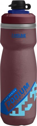 CamelBak Podium Dirt Series Chill 620ml | Burgundy/Blue