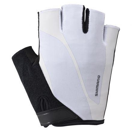 Shimano Classic Glove | BIAŁO-CZARNE