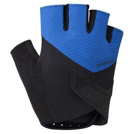 Shimano Escape Glove | CZARNO-NIEBIESKIE