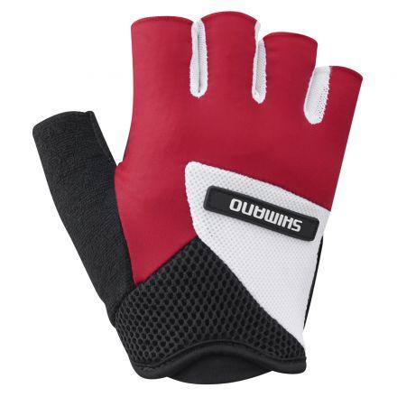 Shimano Airway Glove | CZARNO-CZERWONE