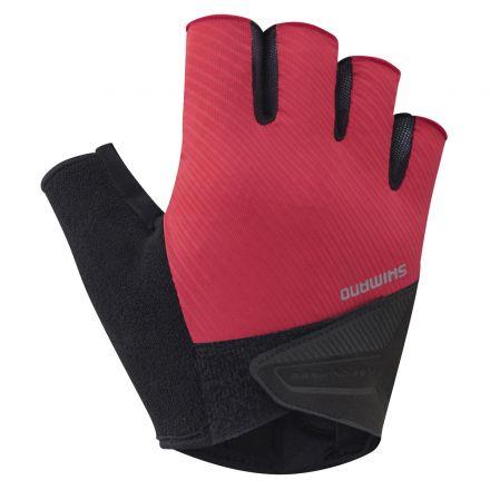 Shimano Advanced Glove | CZARNO-CZERWONE