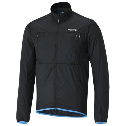 Shimano Hybrid Windbreak Jacket | CZARNA