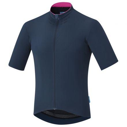 Shimano Evolve Jersey | NAVY - męska koszulka rowerowa ECWJSPSRS11MS