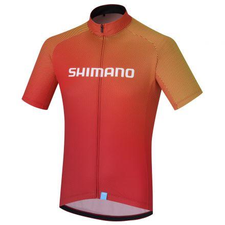 Shimano Team Jersey | POMARAŃCZOWA