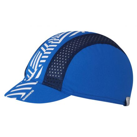 Shimano Racing Cap | NIEBIESKA