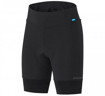 Shimano Sumire W's Shorts | CZARNE