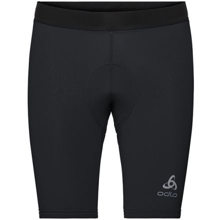 Odlo Tights Short ELEMENT | Black spodenki rowerowe