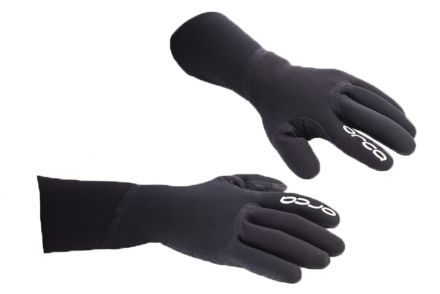 Orca Swim Gloves | CZARNE