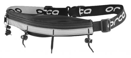 Orca Race Belt With Pocket | CZARNY
