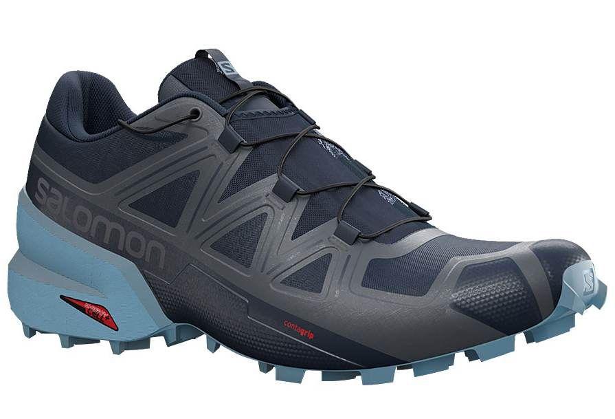 Salomon Speedcross 5   Navy Blazer buty do biegania w terenie