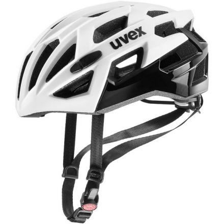 Uvex Race 7 Bike | White-Black