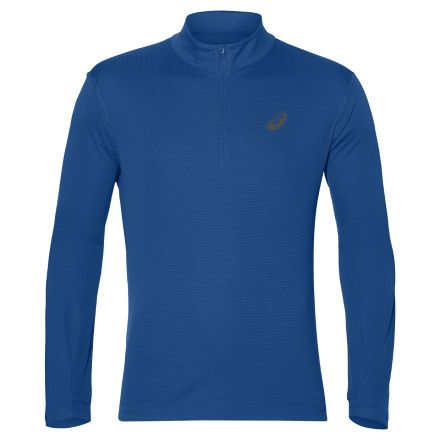 Asics Silver LS 1/2 Zip Top | FILOETOWY - męska bluza do biegania 2011A012-405