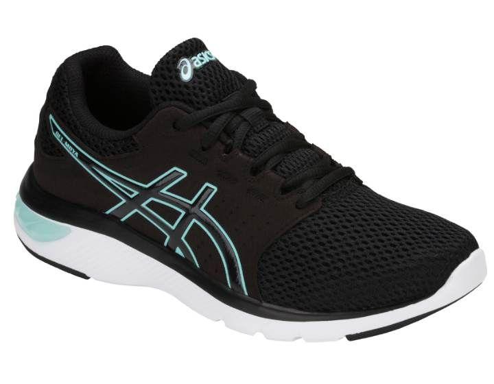 Asics Gel Moya | Black - damskie buty do biegania