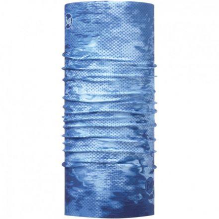 Buff  Coolnet UV+ Pelagic Camo Blue