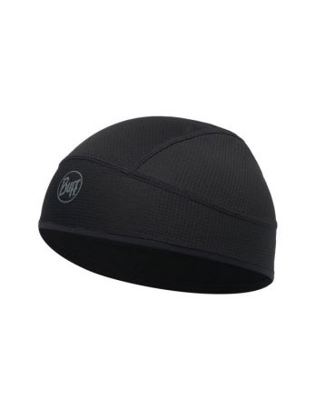 Buff Underhelmet Hat Solid Black
