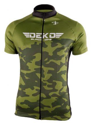 DEKO Military | ZIELONA-MORO