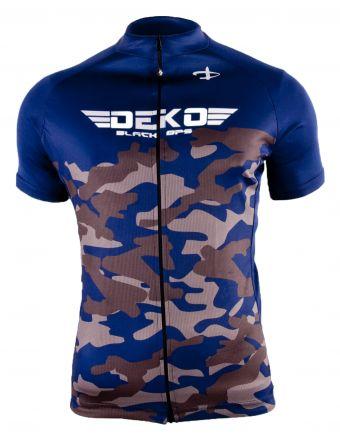DEKO Military | NIEBIESKA-MORO