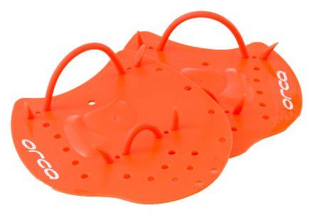 Orca Flexi Paddles | POMARAŃCZOWE - wiosełka treningowe