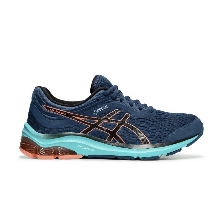 Asics Gel Pulse 11 Gore-Tex | GRANATOWE  Damskie buty do biegania z membraną Gore-Tex 1012A483-400