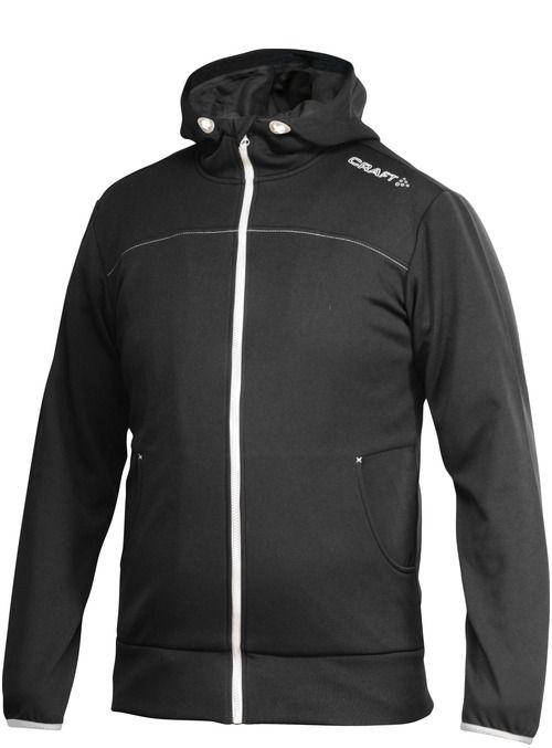 Damska bluza sportowa Craft Leasure Full Zip Hood 1901693_9920