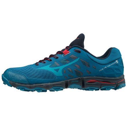 Mizuno Wave Hayate 5 - przyczepne męskie buty do biegania w terenie J1GJ197226