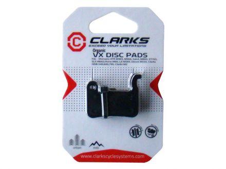Clarks VX Disc Pads VX824C