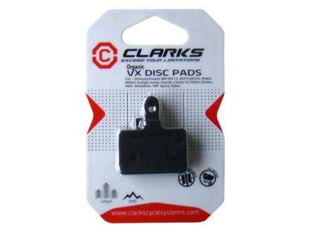 Clarks VX Disc Pads VX811C