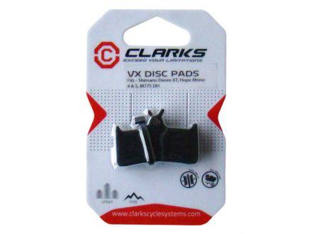 Clarks VX Disc Pads VX801C