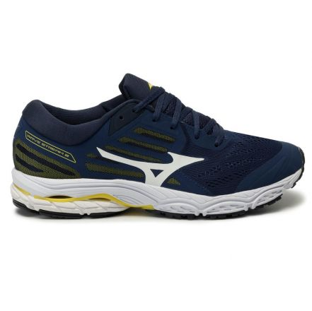 Mizuno Wave Stream 2 | GRANATOWE - męskie buty do biegania J1GC191902