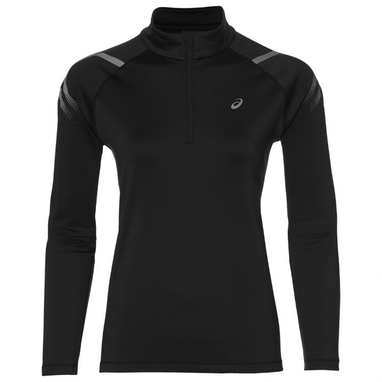 Damska bluza do biegania Asics Icon Winter LS 1/2 Zip Top 2012A012-007