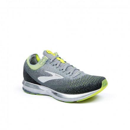 Brooks Levitate 2 | SZARO-ZIELONE - męskie buty do biegania 110290 1D 027