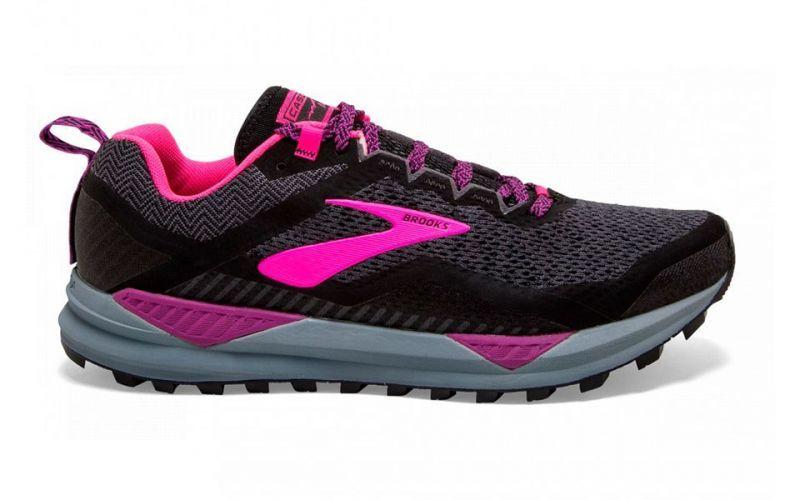 Brooks Cascadia 14 - wygodne damskie buty do biegania w terenie 120304-1B-063