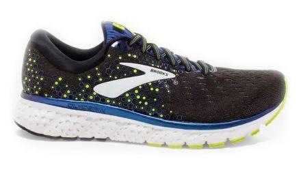 Brooks Glycerin 17 - dobrze zamortyzowane męskie buty do biegania 110296-1D-069