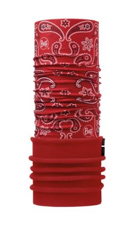 Polar Buff® Cashmere Red