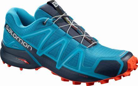 Salomon Speedcross 4   Fjord Blue 407864 - męskie buty terenowe