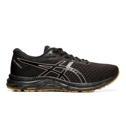 Asics Gel Excite 6 Winterized   - ocieplone, męskie buty do biegania 1011A626-001