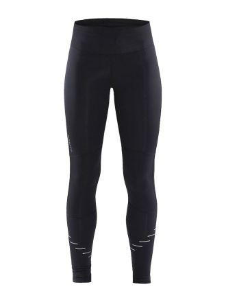 Craft Lumen Urban Run Tights W - damskie getry do biegania 1907714-999926