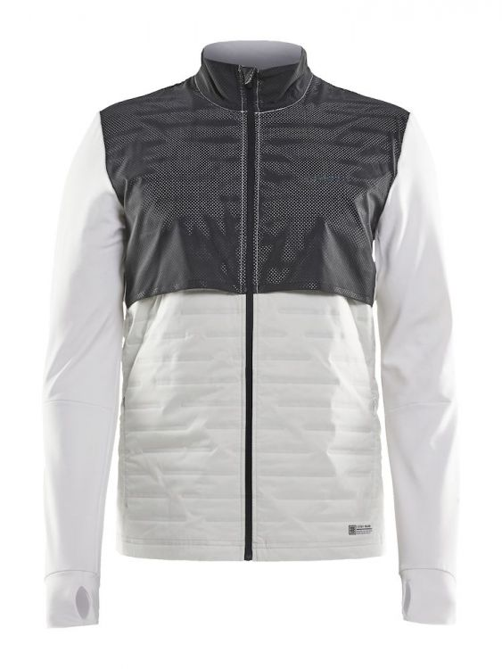 Craft Lumen Subzero JKT  - męska ciepła, zimowa kurtka do biegania 1907706-905999