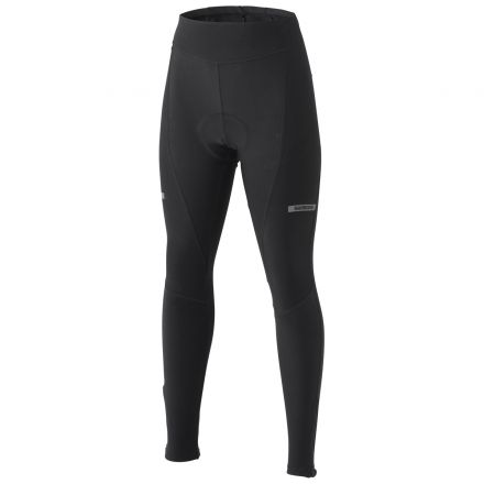 Shimano W`s Winter Tights | BLACK