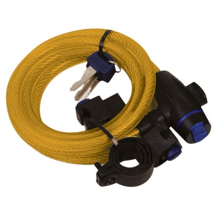 OXC Cable Lock 12mm x 1800mm | Gold