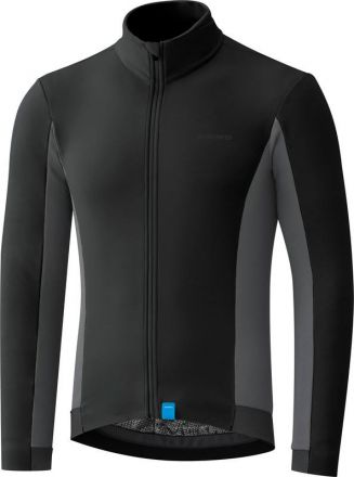 Shimano Thermal Winter Jersey | BLACK
