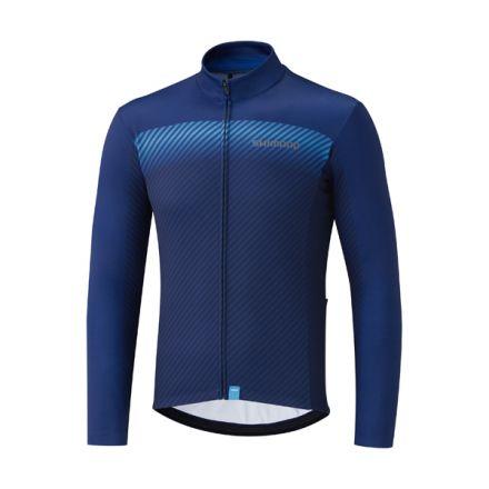 Shimano Team LS Jersey | BLUE