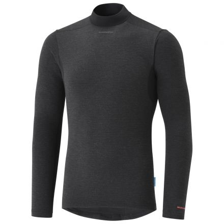 Shimano Breath Hyper Baselayer | BLACK
