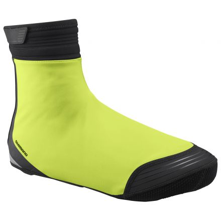 Shimano S1100X Soft Shell Shoe Cover | YELLOW