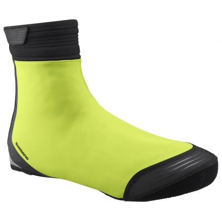Shimano S1100R Soft Shell Shoe Cover | YELLOW