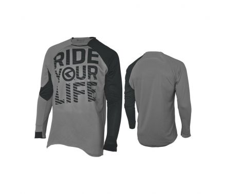 Kellys Ride Your Life | GREY