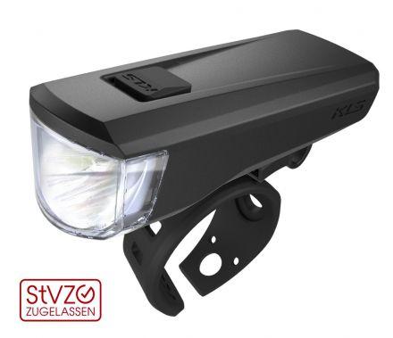 Kellys Revolt Headlight USB | CZARNA