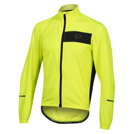 Pearl Izumi Select Barrier Jacket | YELLOW/BLACK