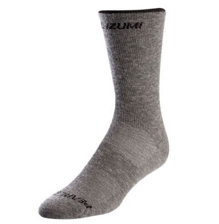 Pearl Izumi Merino Thermal Wool Sock | SMOKED PEARL